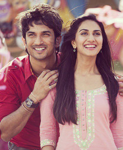 Shuddh Desi Romance (hindi) - show timings, theatres list