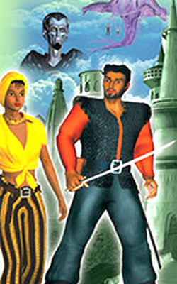 Sinbad: Beyond The Veil Of Mists (hindi) - cast, music, director, release date