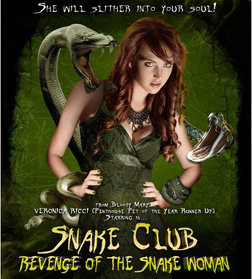 Snake Club: Revenge Of The Snake Woman (Hindi) (hindi) - cast, music, director, release date