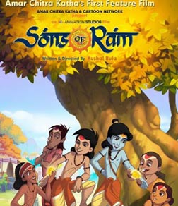 Sons Of Ram (3D) (hindi) - cast, music, director, release date