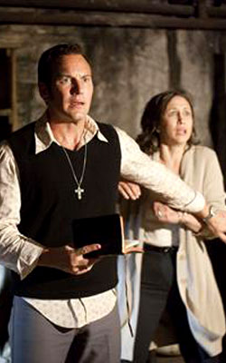 The Conjuring: The Devil Made Me Do It - Hindi (hindi) - show timings, theatres list