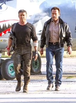 The Expendables 3 (Hindi) (hindi) - show timings, theatres list