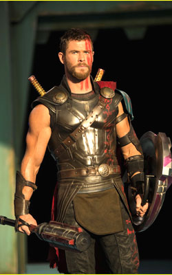Thor: Ragnarok (Hindi) (hindi) - show timings, theatres list