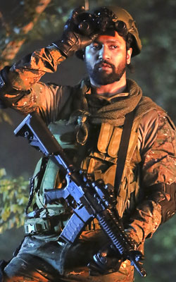 URI - The Surgical Strike (hindi) - show timings, theatres list