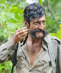 Veerappan (2016) (hindi) - cast, music, director, release date