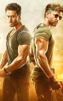 War (hindi) - show timings, theatres list