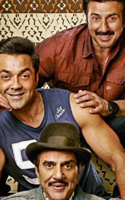 Yamla Pagla Deewana Phir Se (hindi) - cast, music, director, release date