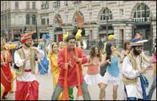 Ramji London Waley (hindi) - cast, music, director, release date