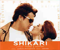 Shikari (hindi) - cast, music, director, release date