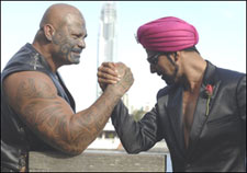 Singh Is Kinng (hindi) - show timings, theatres list