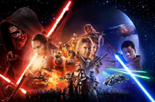 Star Wars: The Force Awakens (3D) (Hindi)