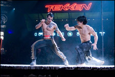 tekken 3 full movie