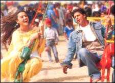 Veer-Zaara (hindi) reviews