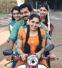 Alex Pandian (Tamil) (tamil) - cast, music, director, release date