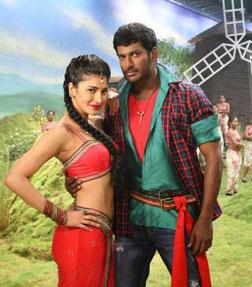 Poojai (Tamil) (tamil) - cast, music, director, release date
