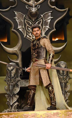 Puli (Tamil) (tamil) - cast, music, director, release date