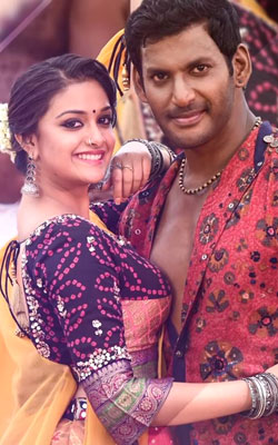 Sandakozhi 2 (Tamil) (tamil) - show timings, theatres list