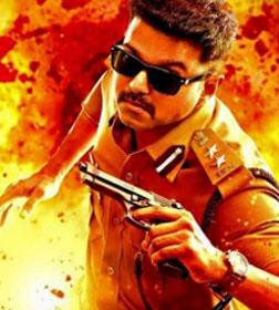Theri (tamil) - cast, music, director, release date