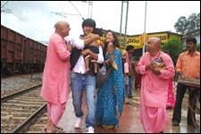 Alasyam Amrutham (telugu) - cast, music, director, release date