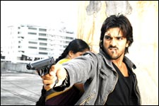Chirutha (telugu) reviews