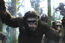 Dawn Of The Planet Of The Apes (Telugu)