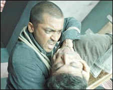 Ghajini (telugu) reviews