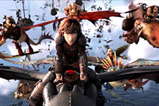How to Train Your Dragon The Hidden World (Telugu)