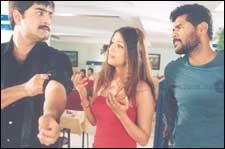 Intlo Sreemathi Veedhilo Kumari (telugu) - cast, music, director, release date