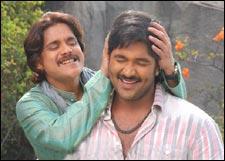 Krishnarjuna (telugu) - cast, music, director, release date