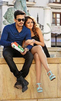 Akhil - The Power Of Jua (telugu) reviews