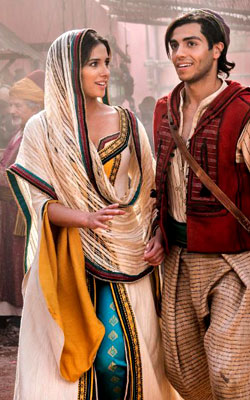 Aladdin (Telugu) (telugu) - cast, music, director, release date