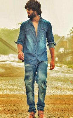 Arjun Reddy (telugu) - cast, music, director, release date