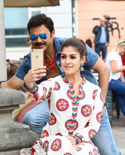 Babu Bangaram (telugu) reviews