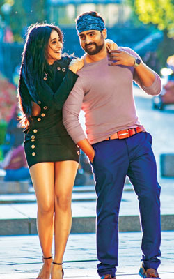 Balakrishnudu (telugu) reviews