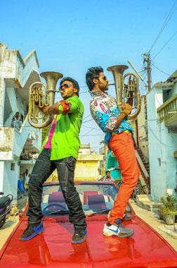 Billa Ranga (telugu) - cast, music, director, release date