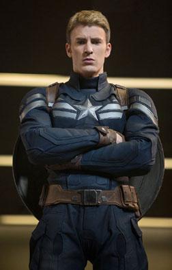 Captain America: The Winter Soldier (3D) Telugu (telugu) - cast, music, director, release date