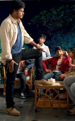 House Arrest (telugu) - cast, music, director, release date