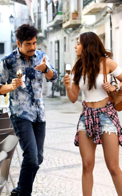 Manmadhudu 2 (telugu) reviews