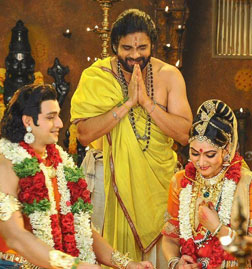 Om Namo Venkatesaya (telugu) reviews