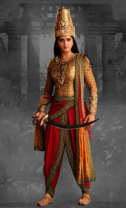 Rudhramadevi (telugu) reviews