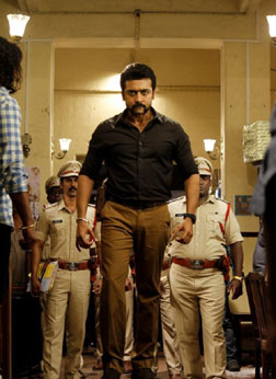 Singam 3 (telugu) reviews