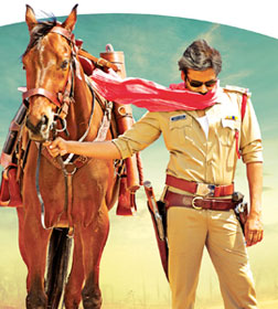 Sardaar Gabbar Singh (telugu) reviews