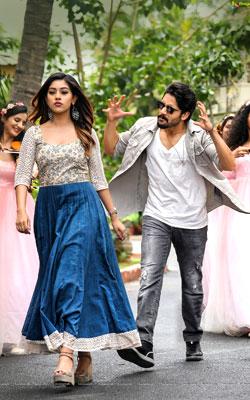 Shailaja Reddy Alludu (telugu) reviews