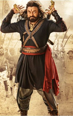 Syeraa Narasimha Reddy (telugu) - show timings, theatres list