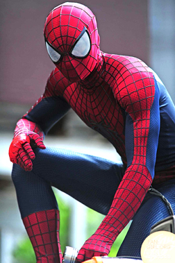 The Amazing Spiderman 2 (3D) (Telugu) (telugu) - show timings, theatres list