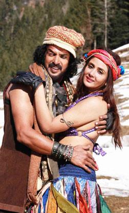 Upendra 2 (telugu) - cast, music, director, release date