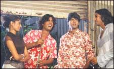Sambhavaami Yuge Yuge (telugu) - cast, music, director, release date