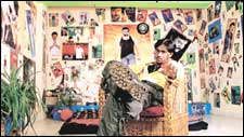 Seenugaadu Chiranjeevi Fan (telugu) - cast, music, director, release date